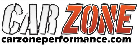 Car zone performance logo